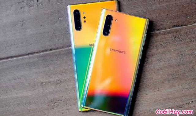 Những tính năng của bộ đôi Samsung Galaxy Note 10, Note 10 Plus + Hình 6