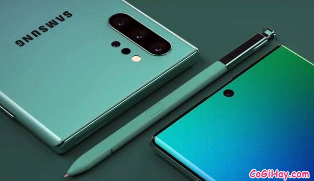 Những tính năng của bộ đôi Samsung Galaxy Note 10, Note 10 Plus + Hình 12
