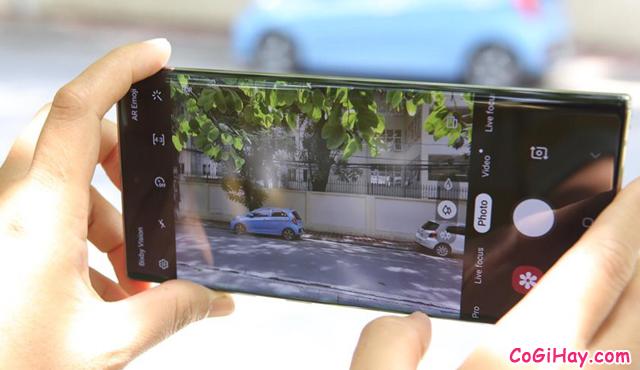 Đánh giá cụm camera trên bộ đôi Samsung Galaxy Note 10 và Note 10+ + Hình 10