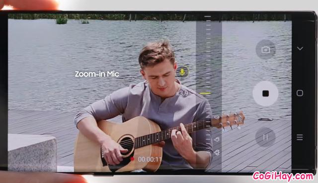 Đánh giá cụm camera trên bộ đôi Samsung Galaxy Note 10 và Note 10+ + Hình 12