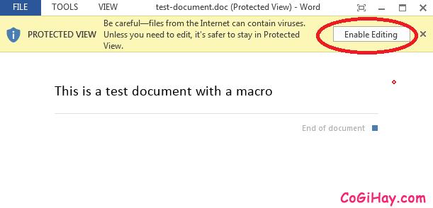 3 Cách mở khóa file WORD - EXCEL Protected + Hình 2