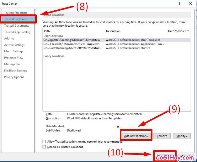 3 Cách mở khóa file WORD - EXCEL Protected + Hình 6