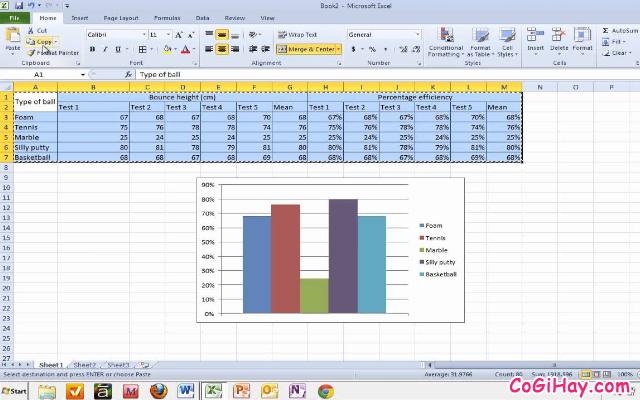 Hướng dẫn cách sao chép biểu đồ từ file Excel sang Word + Hình 4