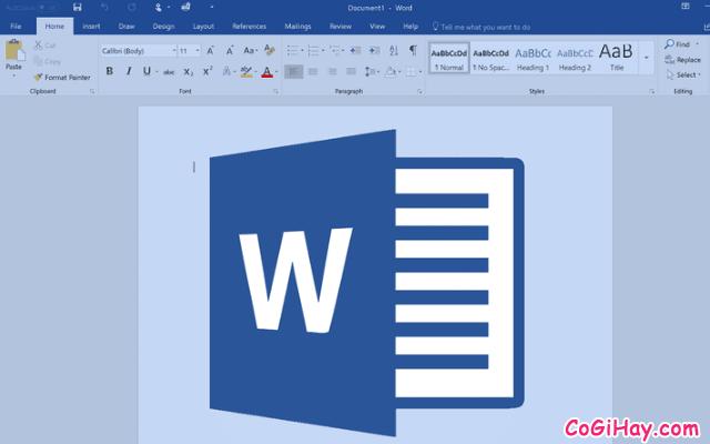 Hướng dẫn xóa trang trong phần mềm soạn thảo văn bản Word + Hình 2