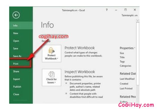 Hướng dẫn bạn cách in khổ giấy A5 trong Microsoft Excel, Word + Hình 5