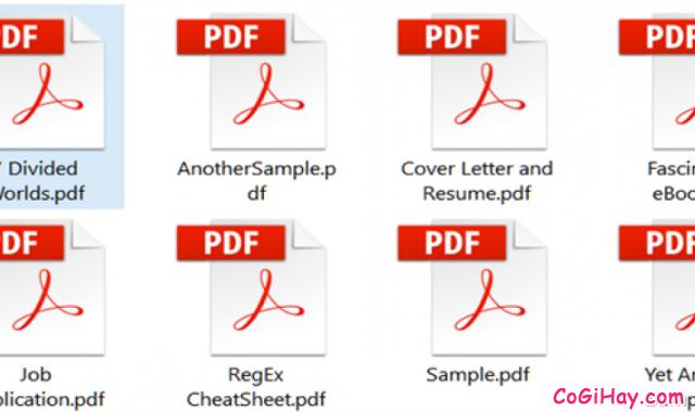 Cách chuyển file Excel sang PDF vẫn giữ nguyên được định dạng + Hình 2