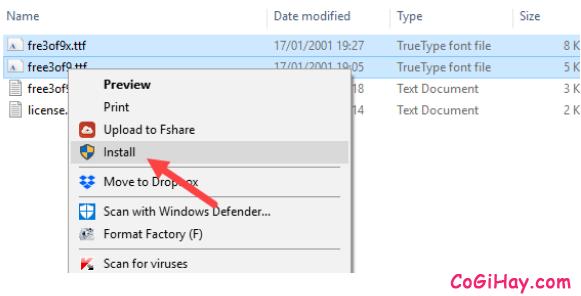 Hướng dẫn tạo mã vạch trong Microsoft Word, Excel + Hình 7