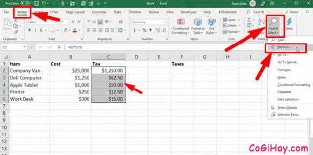11 Tính năng hữu ích của lệnh PASTE trong Excel + Hình 3