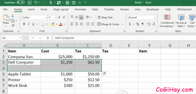 11 Tính năng hữu ích của lệnh PASTE trong Excel + Hình 16