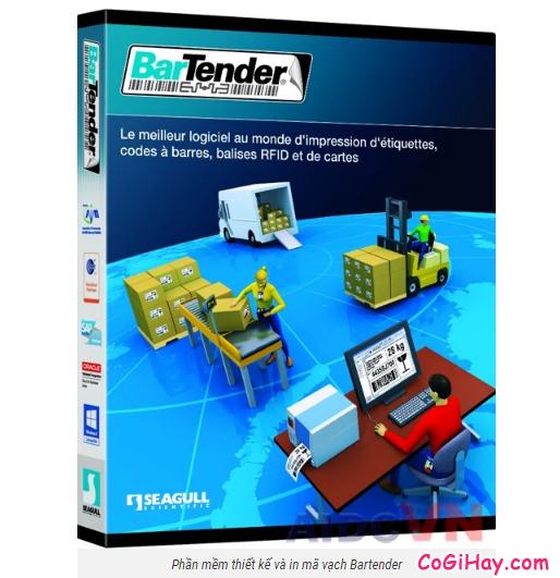 Hướng dẫn kết nối phần mềm Bartender với Bảng tính Excel + Hình 2
