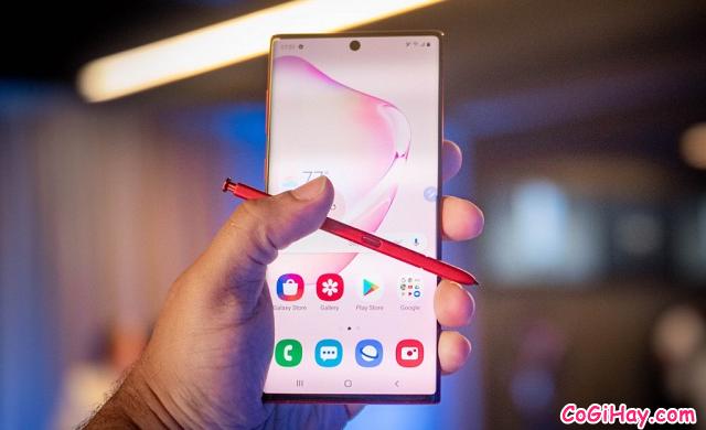 Cách sử dụng bút S-Pen trên Galaxy Note 10/Note 10+ điều khiển từ xa + Hình 2