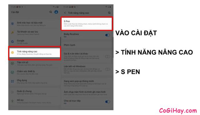 Cách sử dụng bút S-Pen trên Galaxy Note 10/Note 10+ điều khiển từ xa + Hình 4