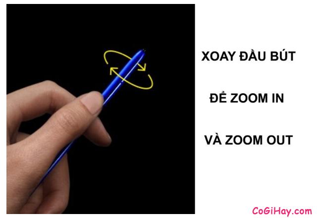 Cách sử dụng bút S-Pen trên Galaxy Note 10/Note 10+ điều khiển từ xa + Hình 8