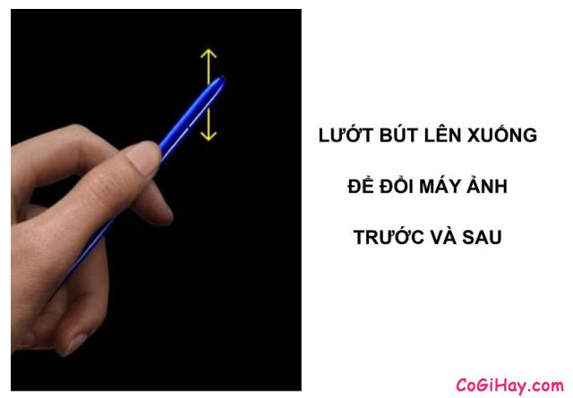 Cách sử dụng bút S-Pen trên Galaxy Note 10/Note 10+ điều khiển từ xa + Hình 9