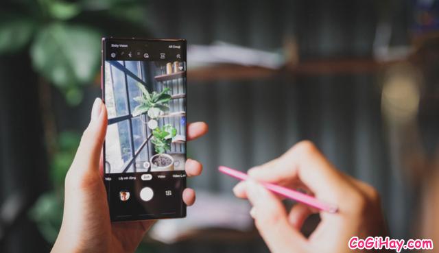 Các tính năng mới của bút S Pen trên Samsung Galaxy Note 10 +, Note 10 + Hình 3
