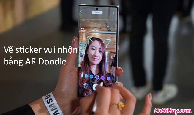 Các tính năng mới của bút S Pen trên Samsung Galaxy Note 10 +, Note 10 + Hình 8