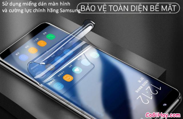 Cách tăng độ nhạy cảm biến vân tay trên màn hình Note 10/Note 10+ + Hình 8