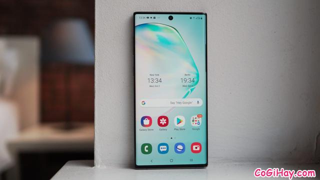 Có gì mới trên phiên bản Samsung Galaxy Note 10 Lite ? + Hình 2