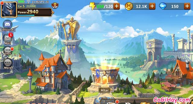 Tháng 12/2019: Những game Android hay bạn chưa biết + Hình 2