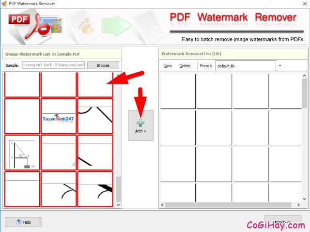 Thủ thuật xóa bỏ logo chữ ký chìm trong tệp tin PDF + Hình 7
