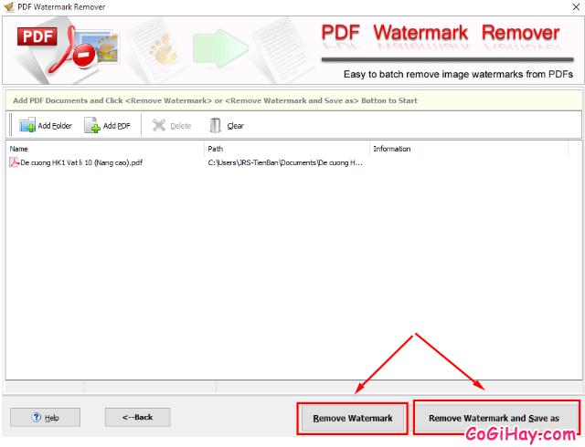 Thủ thuật xóa bỏ logo chữ ký chìm trong tệp tin PDF + Hình 8