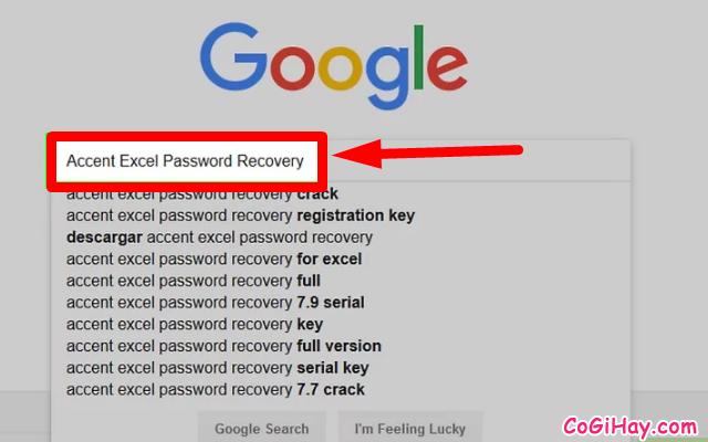 Hướng dẫn bẻ khóa mật khẩu bảo vệ file Microsoft Excel  + Hình 4