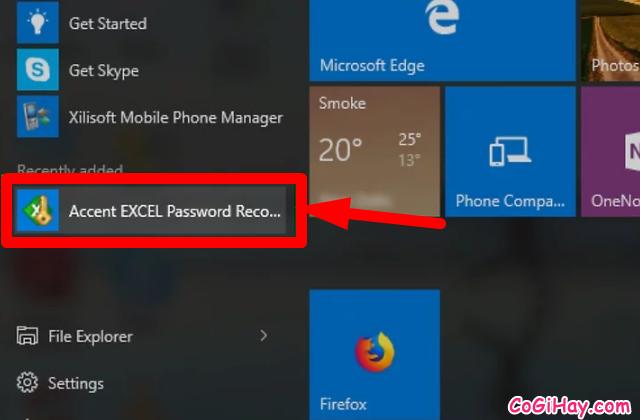 Hướng dẫn bẻ khóa mật khẩu bảo vệ file Microsoft Excel  + Hình 6