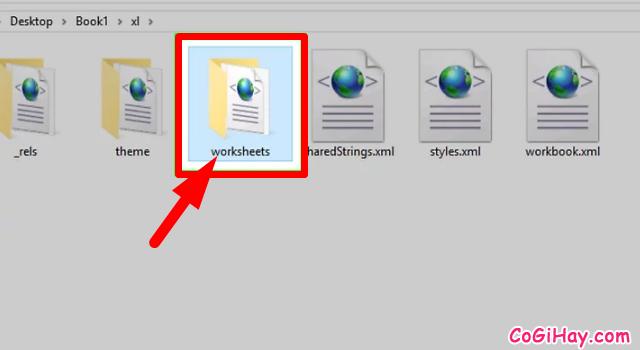 Hướng dẫn gỡ mật khẩu bảo vệ khỏi bảng tính Microsoft Excel + Hình 10