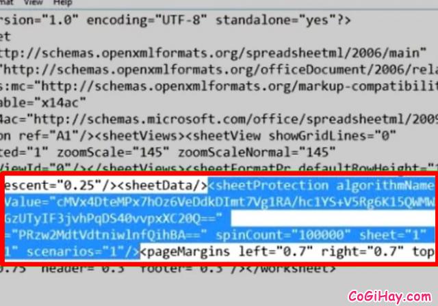 Hướng dẫn gỡ mật khẩu bảo vệ khỏi bảng tính Microsoft Excel + Hình 12