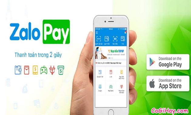 Cách sử dụng ZaloPay để thanh toán và mua hàng Online + Hình 4