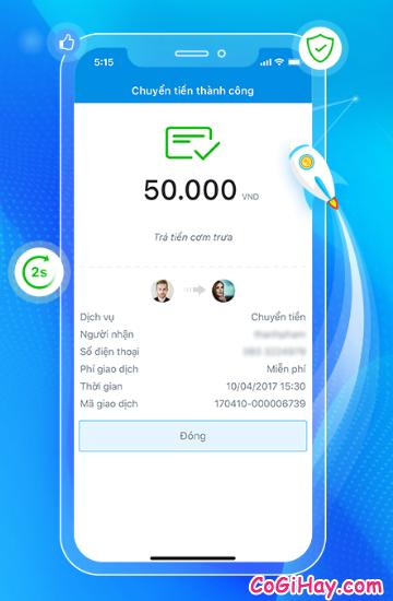 Cách sử dụng ZaloPay để thanh toán và mua hàng Online + Hình 6