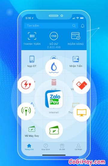 Cách sử dụng ZaloPay để thanh toán và mua hàng Online + Hình 9