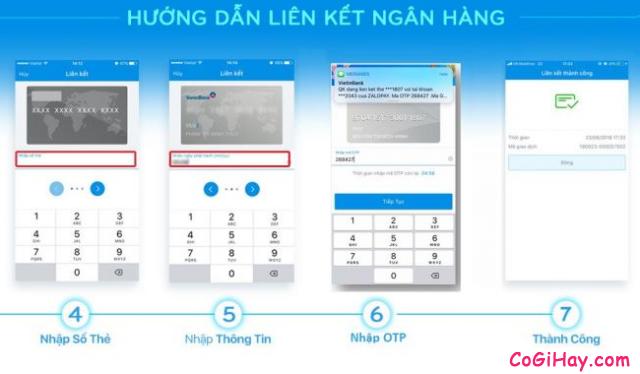 Cách sử dụng ZaloPay để thanh toán và mua hàng Online + Hình 19