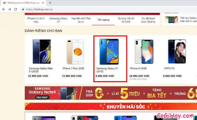 Cách sử dụng ZaloPay để thanh toán và mua hàng Online + Hình 20