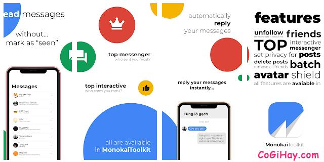 Lọc bạn bè trên Facebook bằng công cụ MonokaiToolkit + Hình 4