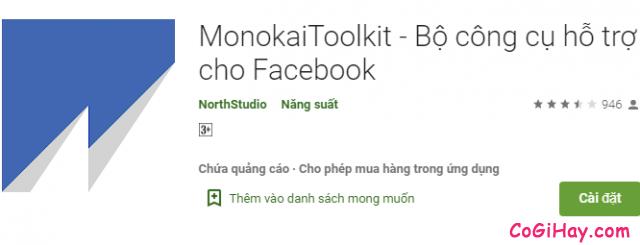 Lọc bạn bè trên Facebook bằng công cụ MonokaiToolkit + Hình 5