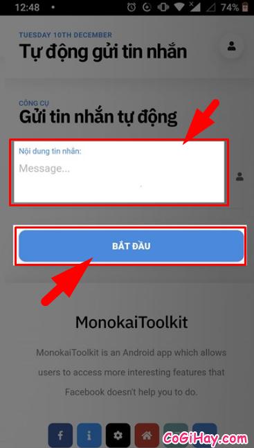 Lọc bạn bè trên Facebook bằng công cụ MonokaiToolkit + Hình 12