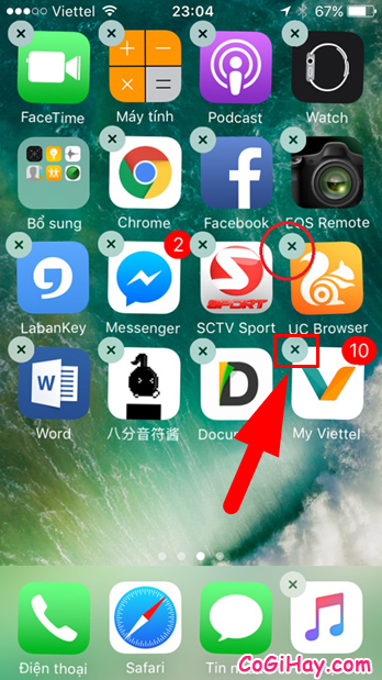 Sửa lỗi hay gặp trên iPhone mà nhiều người mắc phải + Hình 19