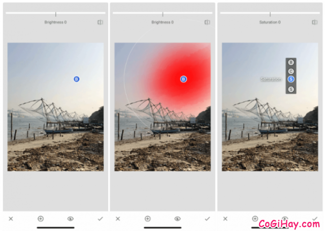Snapseed - Một vài mẹo chỉnh sửa ảnh đẹp cho người mới + Hình 2