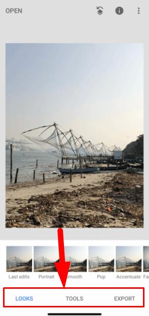 Snapseed - Một vài mẹo chỉnh sửa ảnh đẹp cho người mới + Hình 5