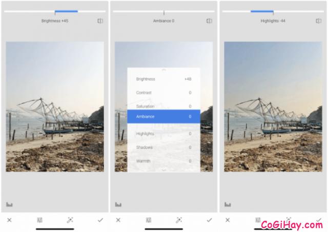 Snapseed - Một vài mẹo chỉnh sửa ảnh đẹp cho người mới + Hình 6