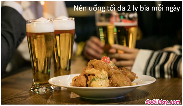 Bỏ uống rượu bia - Điều gì sẽ xảy ra với cơ thể ? + Hình 4