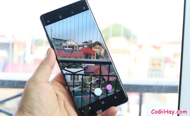 So sánh Galaxy Note 8 Xách Tay Hàn Quốc & Note 8 Mỹ + Hình 9