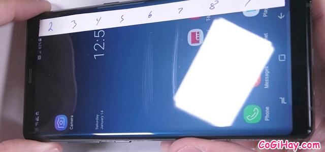 Sử dụng miếng dàn màn hình hay dán kính cường lực cho Note 8? + Hình 2