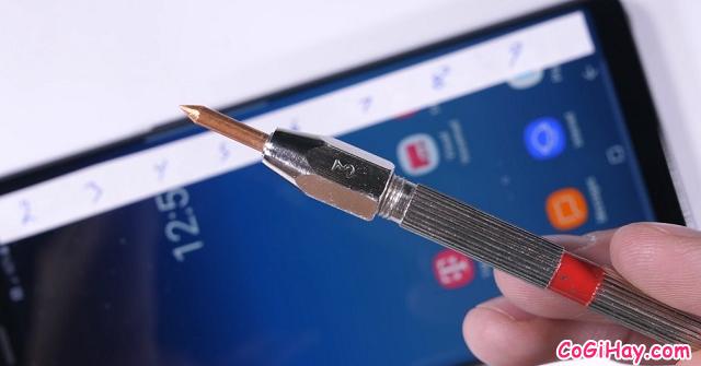 Sử dụng miếng dàn màn hình hay dán kính cường lực cho Note 8? + Hình 11