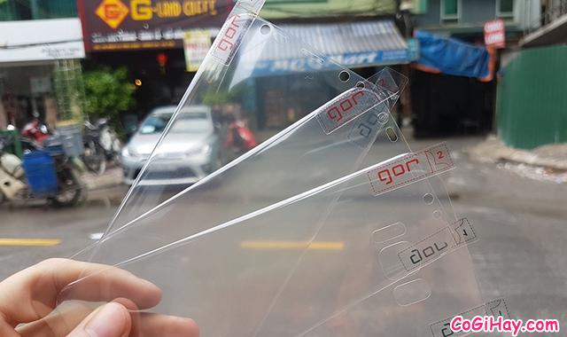 Sử dụng miếng dàn màn hình hay dán kính cường lực cho Note 8? + Hình 12