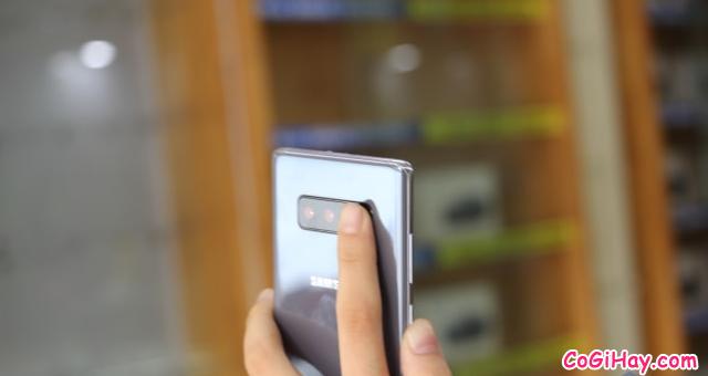 Cách Test, Kiểm tra & Chọn mua Galaxy Note 8 giá rẻ + Hình 6