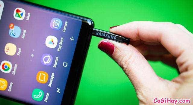 Cách Test, Kiểm tra & Chọn mua Galaxy Note 8 giá rẻ + Hình 8