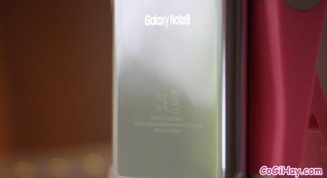Cách Test, Kiểm tra & Chọn mua Galaxy Note 8 giá rẻ + Hình 10