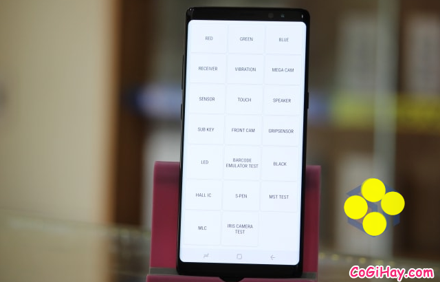 Cách Test, Kiểm tra & Chọn mua Galaxy Note 8 giá rẻ + Hình 16